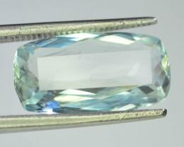 3.30 ct Natural Beryl Aquamarine~Untreated Afghanishtan