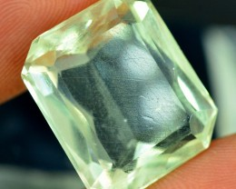 NO Reserve 17.20 cts Natural Orthoclase Gemstone from Pakistan