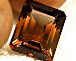 7.22 Carat Golden Brazilian VVS Topaz - Gorgeous