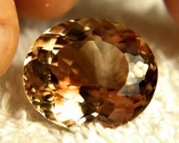 25.81 Carat Himalayan Golden VVS Topaz- Gorgeous