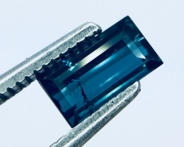 0.85 Crt Natural Tourmaline Faceted Gemstone (MG 14)