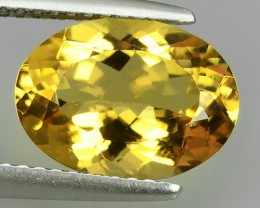 AMAZING 2.75 CTS ViPS-COLLECTION  FINE QUALITY OVAL SHAPE YELLOW BERYL
