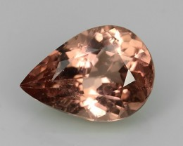 2.75 CTS AWESOME NICE PEAR-NATURAL TOURMALINE FACET GENUINE