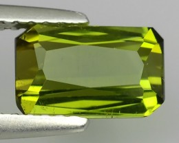 1.95 CTS TOP AMAZING NATURAL RARE LUSTROUS GREEN TOURMALINE