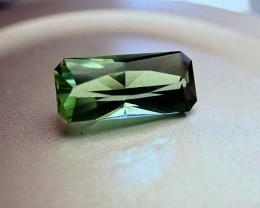 2.62 Carat Natural GREEN  Tourmaline - Gorgeous