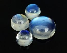 2.50 Cts Natural Fine Buster Blue Moonstone Cab Gemstone
