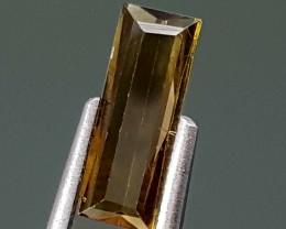 1Crt Rare Faceted Epidote  Best Grade Gemstones JI70