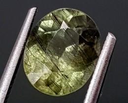 2.10Crt Rutile Peridot  Best Grade Gemstones JI70