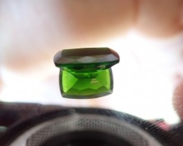 4.45 CTS NATURAL ULTRA RARE  CHROME  DIOPSIDE RUSSIA