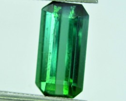 No Reserve - 2.60 cts  Green Color Afghan Tourmaline Gemstone