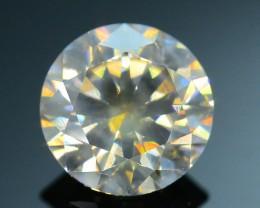 0.81 ct Untreated White Diamond  SKU 3