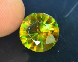 AAA Color 3.40 ct Chrome Sphene from Himalayan Range Skardu Pakistan