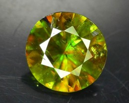 AAA Color 2.85 ct Chrome Sphene from Himalayan Range Skardu Pakistan