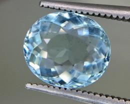 2.60 Crt Aquamarine Faceted Gemstone (R 200)