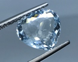 4.52 CT AQUAMARINE HIGH QUALITY GEMSTONE S87