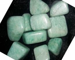 Amazonite Natural Stone Tumbled