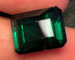 12.7 Ct Chrome Color Green Tourmaline