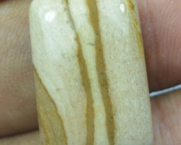 16.65 Cts Peanut Wood Jasper Natural Cabochon x20-60