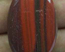 62.20 CT RED IRON JASPER BEAUTIFUL CABOCHON (NATURAL+UNTREATED) X22-1