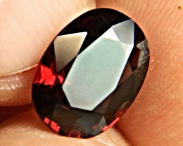 4.47 Carat VVS Rhodolite Garnet - Beautiful