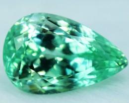 NO Reserve 24.25 cts Flawless Green Spodumene gemstone