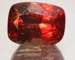 1.81 Cts Natural Color Change Garnet Cushion Cut Tanzanian Gem