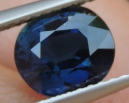 2.11cts,  No Heat Sapphire,  Certified