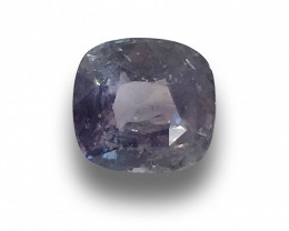 Natural Unheated Violet Sapphire|Loose Gemstone|New| Sri Lanka