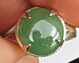 5.02cts Burma Jade,  Type A (Untreated) Certified