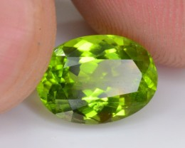 3.55 Ct Superb Color Natural Peridot ~ Himalayan Pakistan