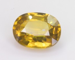 2.20 Ct Amazing Color Natural Combodian Zircon ~ ARA
