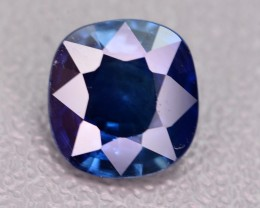 1.55 Cts Magnificent Top Color Sparkling Intense Blue Sapphire