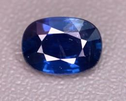 1.48 Cts Magnificent Top Color Sparkling Intense Blue Sapphire