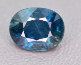 1.51 Cts Magnificent Top Color Sparkling Intense Blue Sapphire