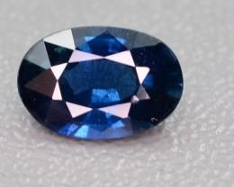 1.12 Cts Magnificent Top Color Sparkling Intense Blue Sapphire