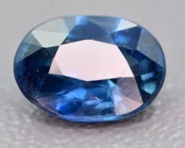 1.16 Cts Magnificent Top Color Sparkling Intense Blue Sapphire