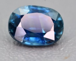 1.52 Cts Magnificent Top Color Sparkling Intense Blue Sapphire