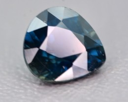 1.40 Cts Magnificent Top Color Sparkling Intense Blue Sapphire
