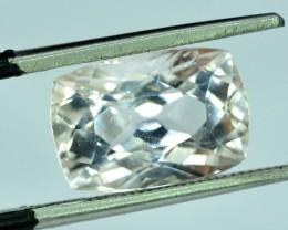 NO Reserve 4.15 cts Natural Pinkish Morganite Gemstone