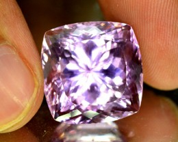 NO Reserve 30.25 cts FL Natural Pink Kunzite Gemstone