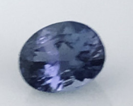 Pretty 1.60ct Oval Blue Tanzanite - G19