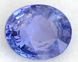 1.89ct Oval Blue Tanzanite - G23