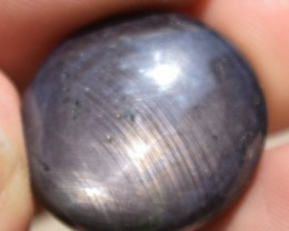 53.86 Ct DOUBLE Star Sapphire CERTIFIED Beautiful Natural Unheated Untreate