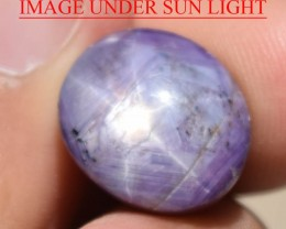 18.84 Ct Star Sapphire CERTIFIED Beautiful Natural Unheated Untreated