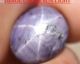 14.74 Ct Star Sapphire CERTIFIED Beautiful Natural Unheated Untreated