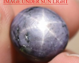 20.25 Ct Star Sapphire CERTIFIED Beautiful Natural Unheated Untreated