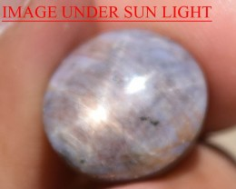 15.30 Ct Star Sapphire CERTIFIED Beautiful Natural Unheated Untreated