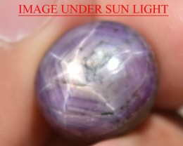 17.78 Ct Star Sapphire CERTIFIED Beautiful Natural Unheated Untreated