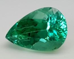 9.90Crt Green Spodumene  Best Grade Gemstones JI72