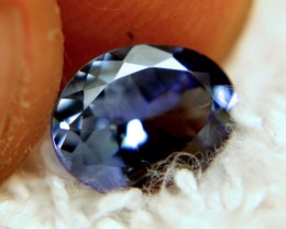CERTIFIED D BLOCK TANZANITE ~ VVS2 ~ 1.15cts ~ LOVELY GEM